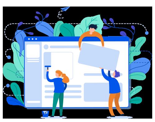 Diseño web y servicios para empresas